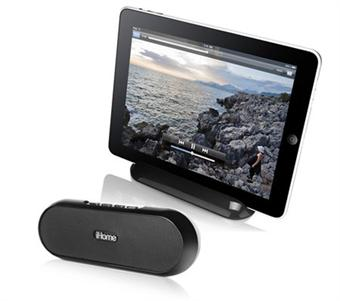 Image of   iHome iDM12 Rech. Bluetooth speaker
