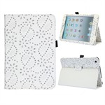 Diamond Bling iPad Mini Etui (Hvid)