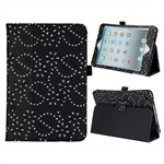 Diamond Bling iPad Mini Etui (Sort)