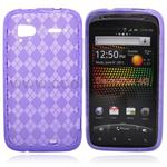 Silikone Cover til HTC Sensation (Lilla)