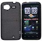 Net Cover til HTC Sensation (Sort)