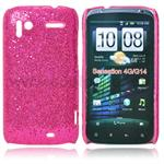 Skinnende Hard Case for HTC Sensation G14 (Pink)