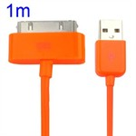 iPod/iPhone/iPad Kabel - Orange