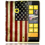 Motiv Plastik Cover Lumia 520 (USA)
