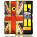 Motiv Plastik Cover Lumia 520 (UK)