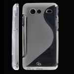 S-Line Cover Galaxy S Advance (Transparent)