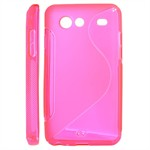S-Line Cover Galaxy S Advance (Pink)