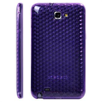 Image of   Samsung Note Silikone Cover (Purple)
