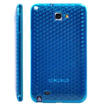 Image of   Samsung Note Silikone Cover (Sky)