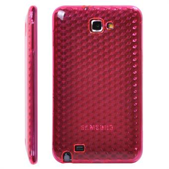 Image of   Samsung Note Silikone Cover (Pink)