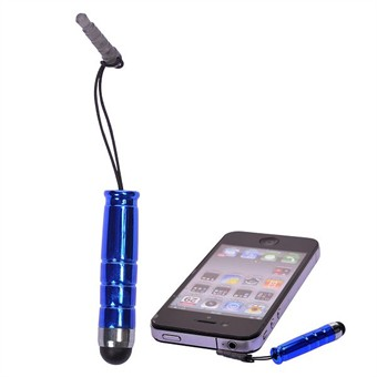Image of   Stylish Touch Pen Til iPhone/iPad/iPod (Blå)