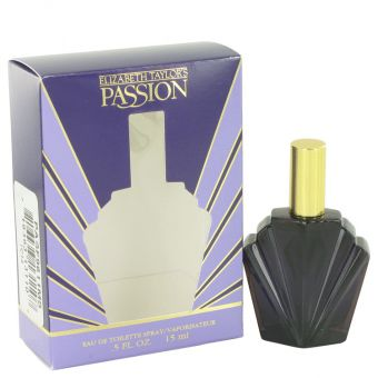 Image of   PASSION by Elizabeth Taylor - Eau De Toilette Spray 15 ml - til kvinder