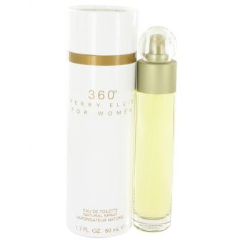 Image of   perry ellis 360 by Perry Ellis - Eau De Toilette Spray 50 ml - til kvinder
