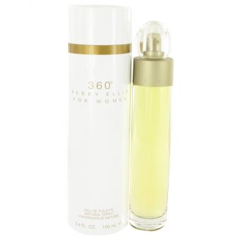 Image of   perry ellis 360 by Perry Ellis - Eau De Toilette Spray 100 ml - til kvinder