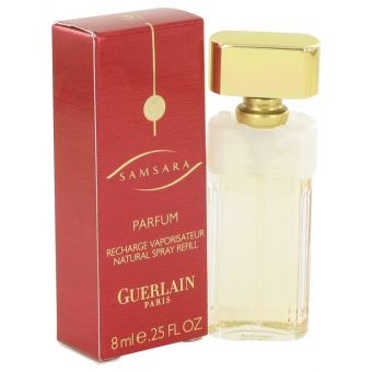 Image of   SAMSARA by Guerlain - Pure Perfume Spray Refill 1/7 ml - til kvinder