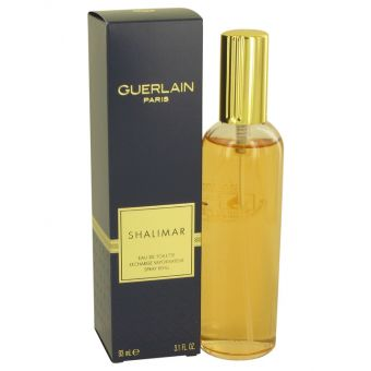 Image of   SHALIMAR by Guerlain - Eau De Toilette Spray Refill 92 ml - til kvinder