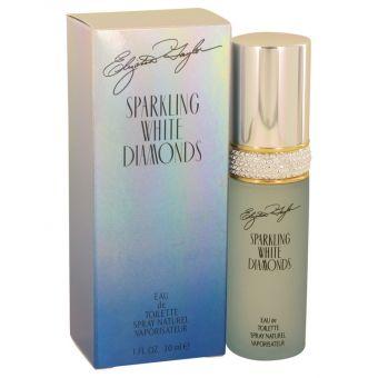 Image of   Sparkling White Diamonds by Elizabeth Taylor - Eau De Toilette Spray 30 ml - til kvinder