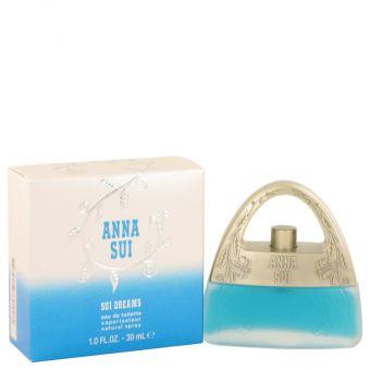 Image of   SUI DREAMS by Anna Sui - Eau De Toilette Spray 30 ml - til kvinder