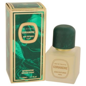 Image of   CORIANDRE by Jean Couturier - Eau De Toilette Spray 50 ml - til kvinder