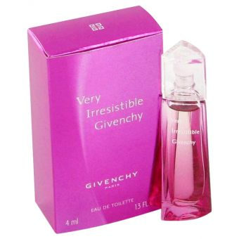Image of   Very Irresistible by Givenchy - Mini EDT .4 ml - til kvinder