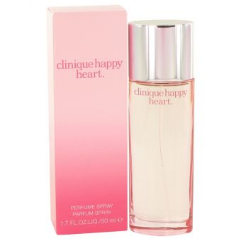 Image of   Happy Heart by Clinique - Eau De Parfum Spray 50 ml - til kvinder