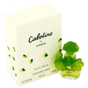 Image of   CABOTINE by Parfums Gres - Mini EDP .3 ml - til kvinder