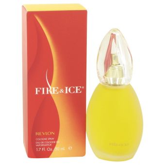 Image of   FIRE & ICE by Revlon - Cologne Spray 50 ml - til kvinder