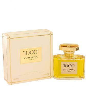 Image of   1000 by Jean Patou - Eau De Parfum Spray 75 ml - til kvinder
