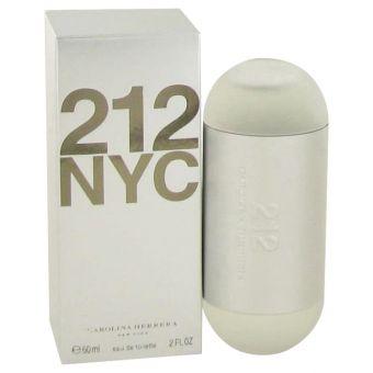 Image of   212 by Carolina Herrera - Eau De Toilette Spray (New Packaging) 60 ml - til kvinder