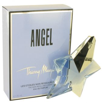 Image of   ANGEL by Thierry Mugler - Eau De Parfum Spray .24 ml - til kvinder