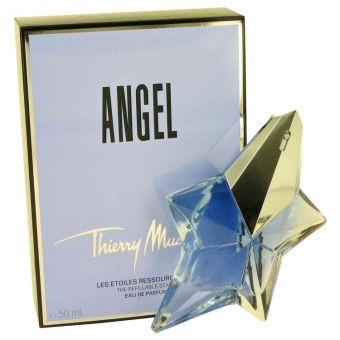 Image of   ANGEL by Thierry Mugler - Eau De Parfum Spray Refillable 50 ml - til kvinder