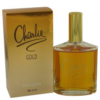 Image of   CHARLIE GOLD by Revlon - Eau Fraiche Spray 100 ml - til kvinder