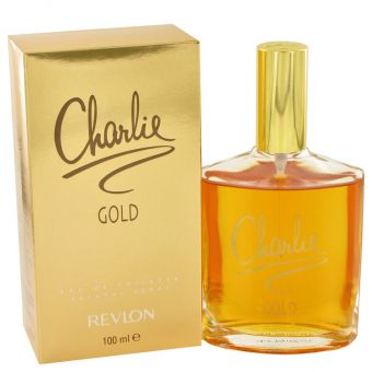 Image of   CHARLIE GOLD by Revlon - Eau De Toilette Spray 100 ml - til kvinder