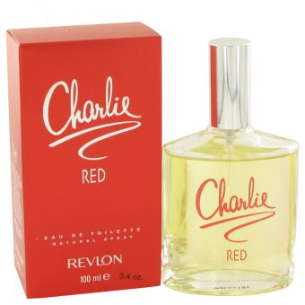 Image of   CHARLIE RED by Revlon - Eau De Toilette Spray 100 ml - til kvinder