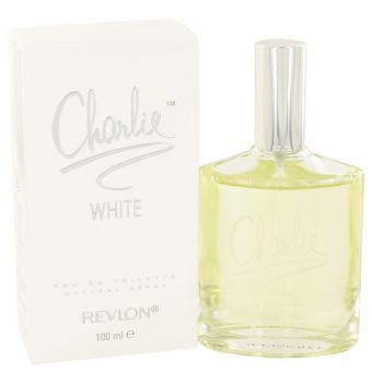 Image of   CHARLIE WHITE by Revlon - Eau De Toilette Spray 100 ml - til kvinder