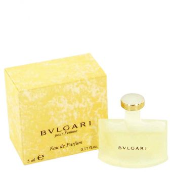 Image of   BVLGARI (Bulgari) by Bvlgari - Mini EDP .5 ml - til kvinder