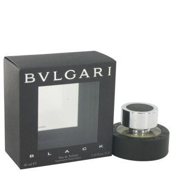 Image of   BVLGARI BLACK (Bulgari) by Bvlgari - Eau De Toilette Spray (Unisex) 38 ml - til kvinder