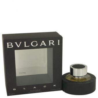 Image of   BVLGARI BLACK (Bulgari) by Bvlgari - Eau De Toilette Spray (Unisex) 75 ml - til kvinder