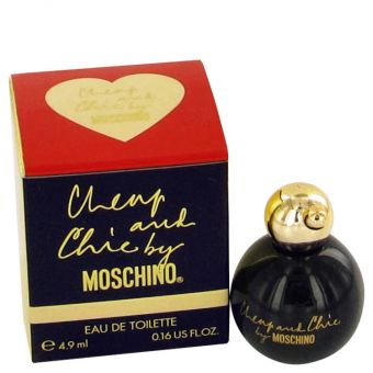Image of   CHEAP & CHIC by Moschino - Mini EDT .5 ml - til kvinder