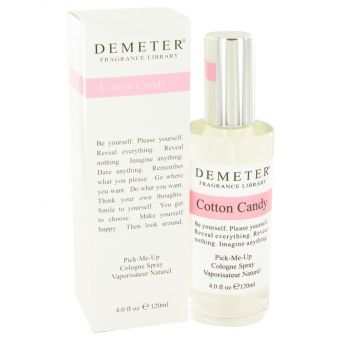 Image of   Cotton Candy by Demeter - Cologne Spray 120 ml - til kvinder