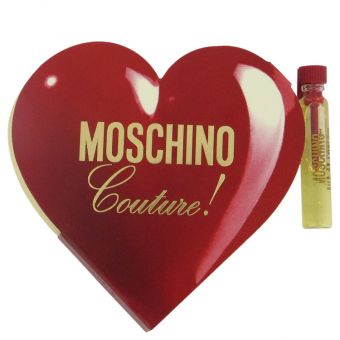 Image of   Moschino Couture by Moschino - Vial (sample) .1 ml - til kvinder