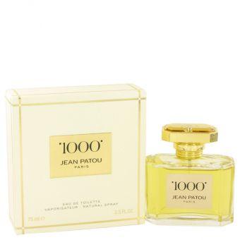 Image of   1000 by Jean Patou - Eau De Toilette Spray 75 ml - til kvinder