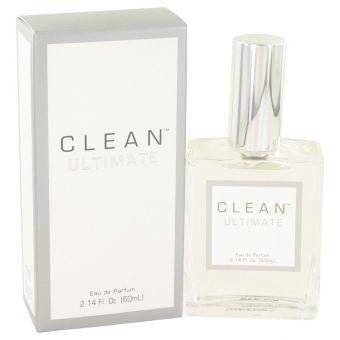 Image of   Clean Ultimate by Clean - Eau De Parfum Spray 63 ml - til kvinder