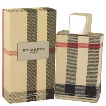 Image of   Burberry London (New) by Burberry - Eau De Parfum Spray 100 ml - til kvinder