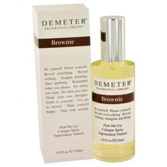 Image of   Brownie by Demeter - Cologne Spray 120 ml - til kvinder