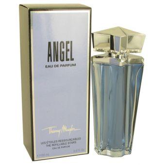 Image of   ANGEL by Thierry Mugler - Eau De Parfum Spray Refillable 100 ml - til kvinder
