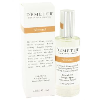 Image of   Demeter by Demeter - Almond Cologne Spray 120 ml - til kvinder