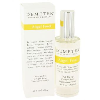 Image of   Demeter by Demeter - Angel Food Cologne Spray 120 ml - til kvinder