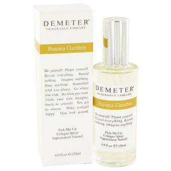 Image of   Demeter by Demeter - Banana Flambee Cologne Spray 120 ml - til kvinder