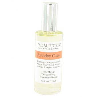 Image of   Demeter by Demeter - Birthday Cake Cologne Spray 120 ml - til kvinder